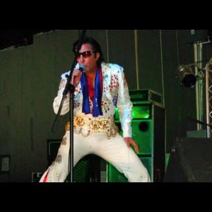 Cherry Fork Elvis Impersonator | Chuck Baril