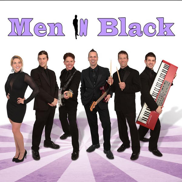 Men In Black - Cover Band - Essex, MA