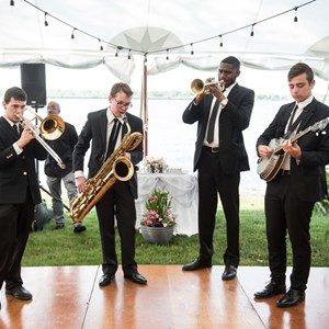 Edgemoor 40s Band | City Jazz Co.