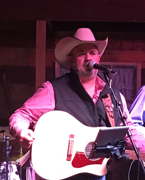 Shane Holcomb - Country Band - Corsicana, TX