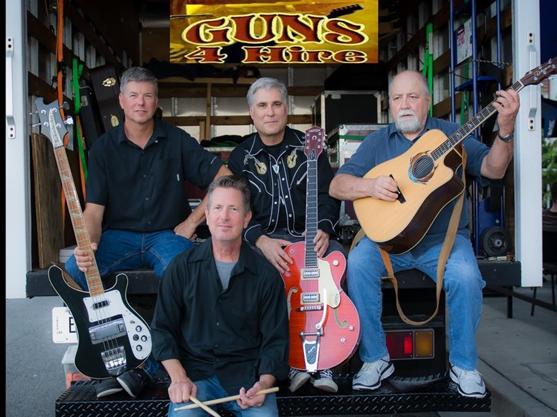 Guns4Hire - Classic Rock Band - Pooler, GA