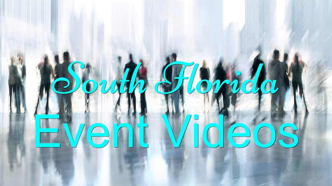 South Florida Event Videos - Videographer - Hallandale, FL