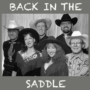Back In The Saddle Band