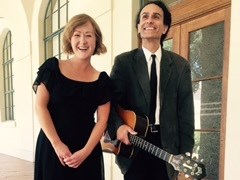 Caroline and Sam - Jazz Duo - Pasadena, CA