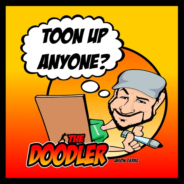 The Doodler - Caricaturist - Madison, WI