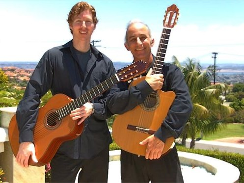 Bacilla|Stephenson Guitar Duo - Classical Duo - San Diego, CA
