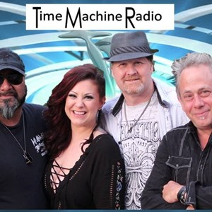 Silverdale 80s Band | Time Machine Radio
