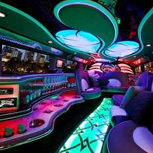 Jersey City Party Bus | Falcon Travel & Tour