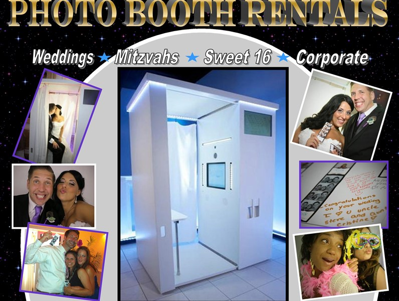 Back to Back Music-Photo Booths - Photo Booth - Saddle River, NJ