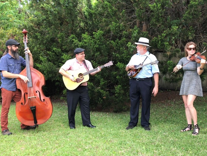 The Blue Plantation Band - Acoustic Band - Mount Pleasant, SC