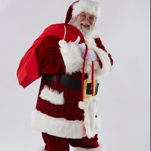 Buncombe Santa Claus | Santa James