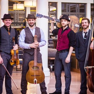 New Raymer 40s Band | La Pompe Jazz