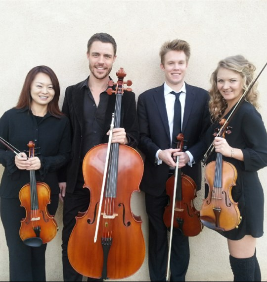 Plaza String Quartet - String Quartet - Los Angeles, CA