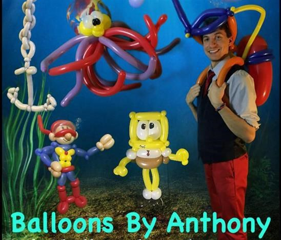 Balloons By Anthony  - Balloon Twister - New York City, NY