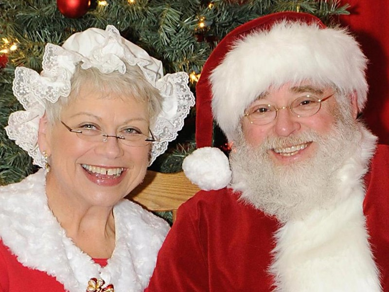 Santa Andy & Mrs. Claus - Santa Claus - South Portland, ME