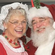 South Portland, ME Santa Claus | Santa Andy & Mrs. Claus