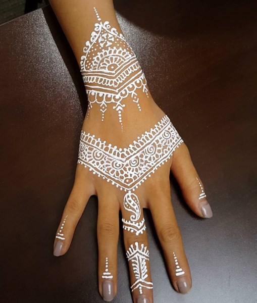 Beauty By Khan Henna - Henna Artist - Orange, CA