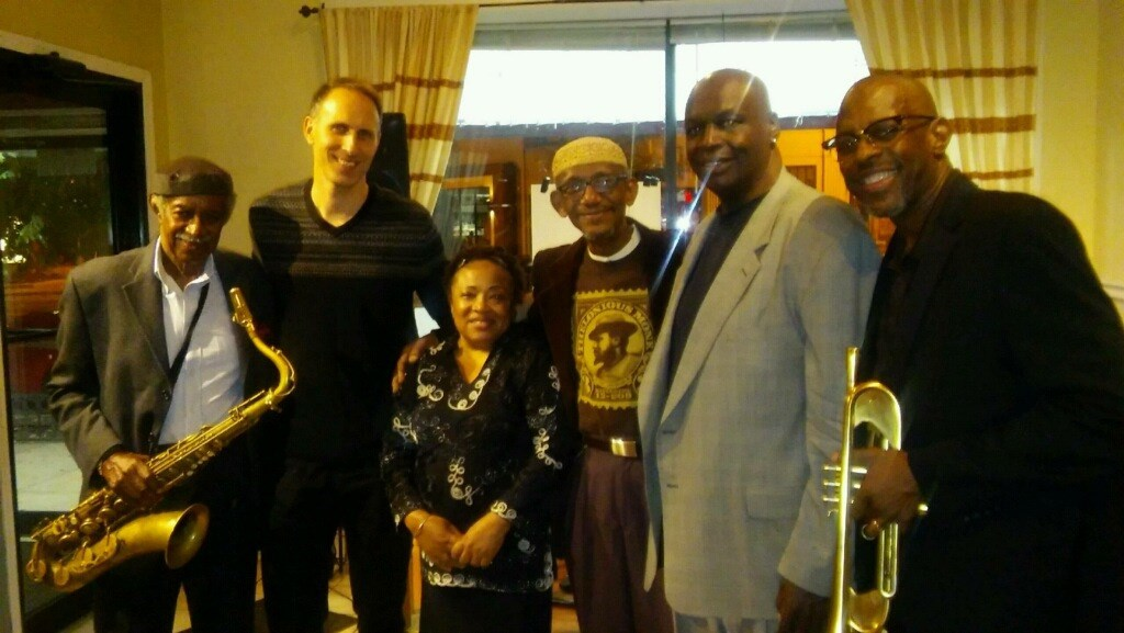 Juju & A Band at Nile Restaurant