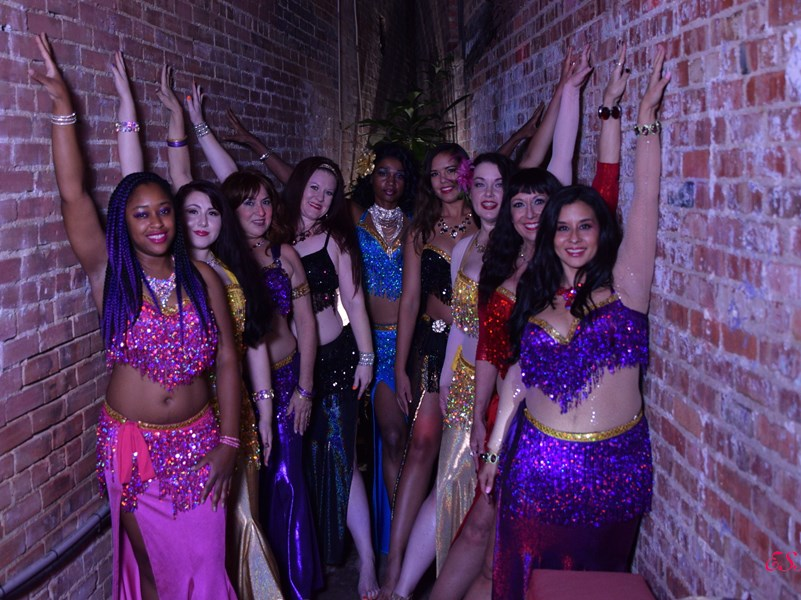 Miabella and the Crescent Jewels Belly Dancers - Belly Dancer - Fort Worth, TX