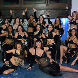 Fort Worth, TX Belly Dancer | Miabella and the Texas Jewels Belly Dancers