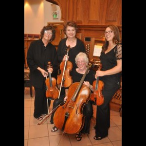 Washington Chamber Musician | Quartette Con Brio