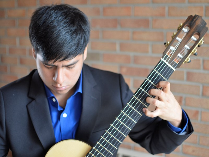 John Cesar - Classical Guitarist - Hartford, CT