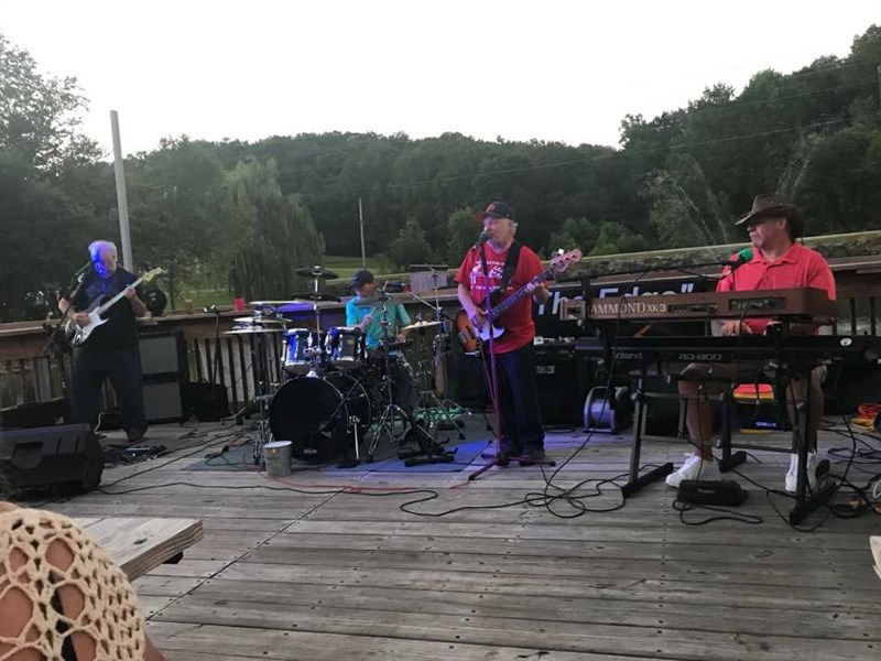 The Edge - Cover Band - Maryville, TN