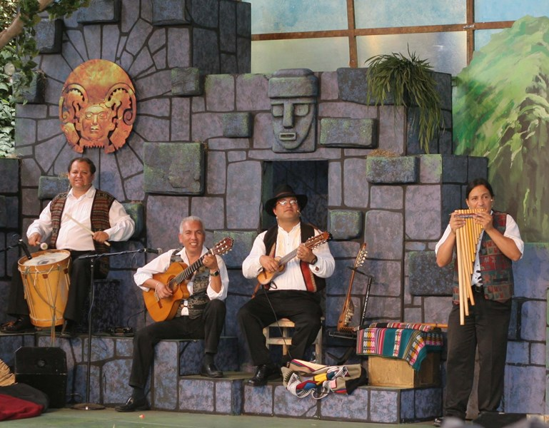 INCA, the Peruvian Ensemble - Latin Band - Los Angeles, CA