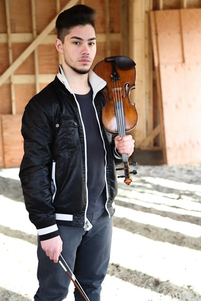 Royce Richert - Classical Violinist - Toronto, ON