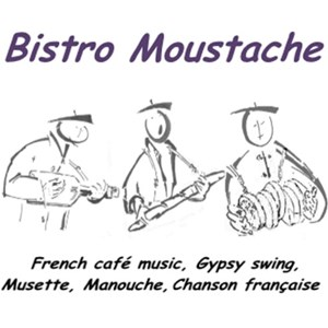 Fremont World Musician | Bistro Moustache -French Café Music, Musette, Jazz