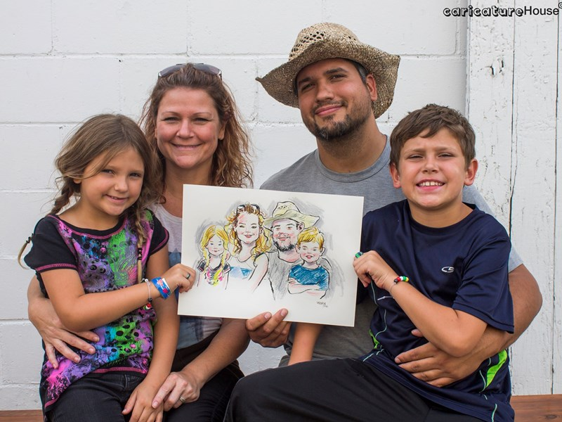 caricatureHouse - Caricaturist - Mount Pleasant, MI