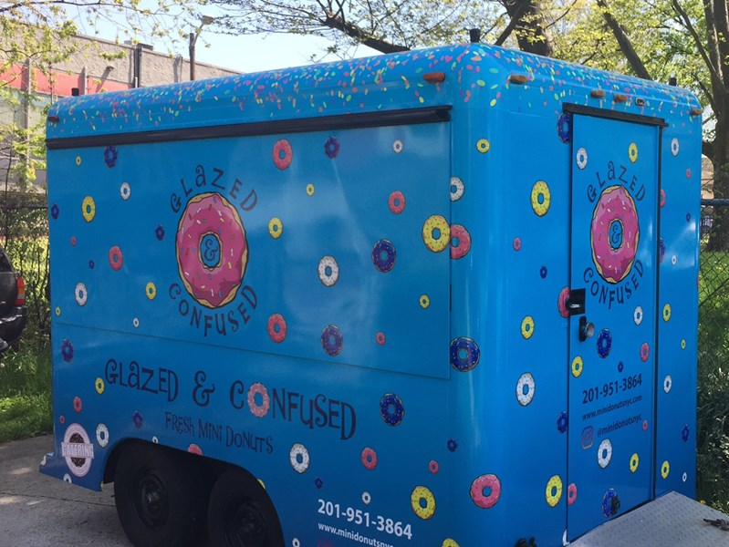 Glazed & Confused - Fresh Mini Donuts - Truck  - Food Truck - New York City, NY
