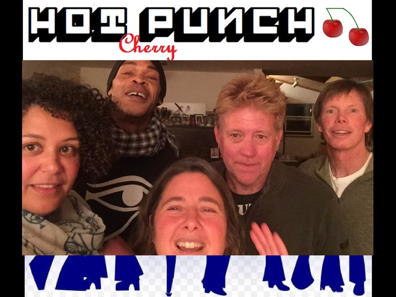 Hot Cherry Punch - Dance Band - Santa Cruz, CA