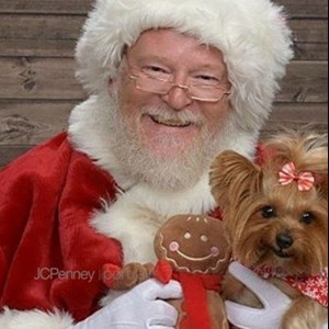 Real Beard Santa Ed