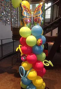 Balloon Decor and Balloon Twisting