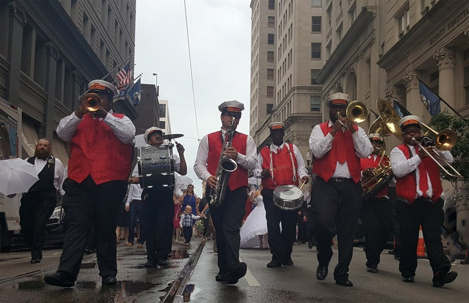 Red - Brass Band - New Orleans, LA