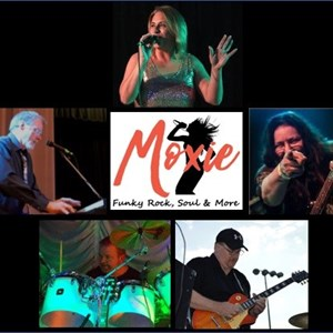 Caswell Dance Band | Moxie