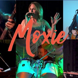 Greensboro, NC Dance Band | Moxie