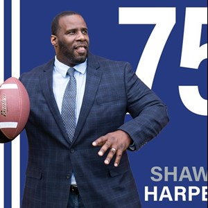 Westerville, OH Motivational Speaker | SHAWN HARPER NFL PLAYER, AUTHOR,SPEAKER