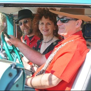 Vallejo 50s Band | Hot Rod Jukebox