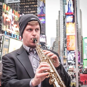 Fairfield Saxophonist | Zach Sax NYC