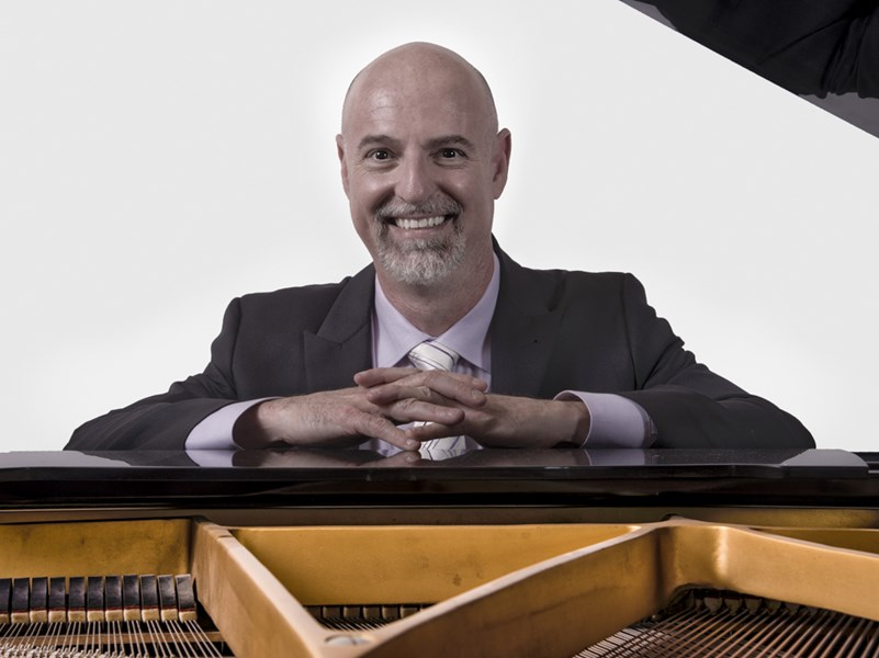 Ray van Straten - Elegant Piano Music - Pianist - Newport Beach, CA