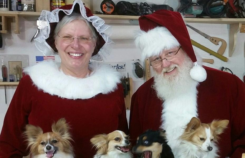 Fresh Mr. & Mrs. Claus - Santa - Santa Claus Las Vegas, NV GU05