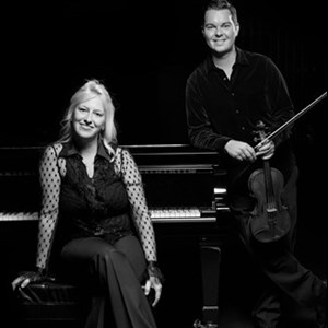 Incline Village Chamber Music Duo | Steel & Ivory