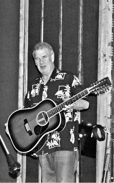 Jim McNeiece - Acoustic Guitarist - Traverse City, MI