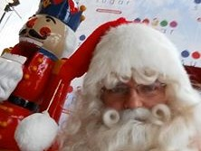 Santa & Holiday Characters-Funtime Services - Santa Claus - Chicago, IL