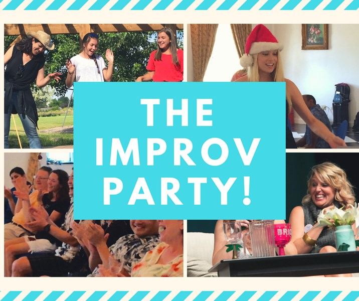 The Improv Comedy Party! - Comedy Group - New York City, NY