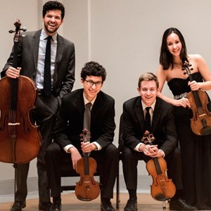 Cannelburg Chamber Music Quartet | Kirkwood String Quartet