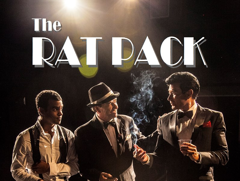 The RAT PACK - Rat Pack Tribute Show - Orange, CA