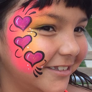 Salt Lake City, UT Face Painter | Fantastic Face Painting
